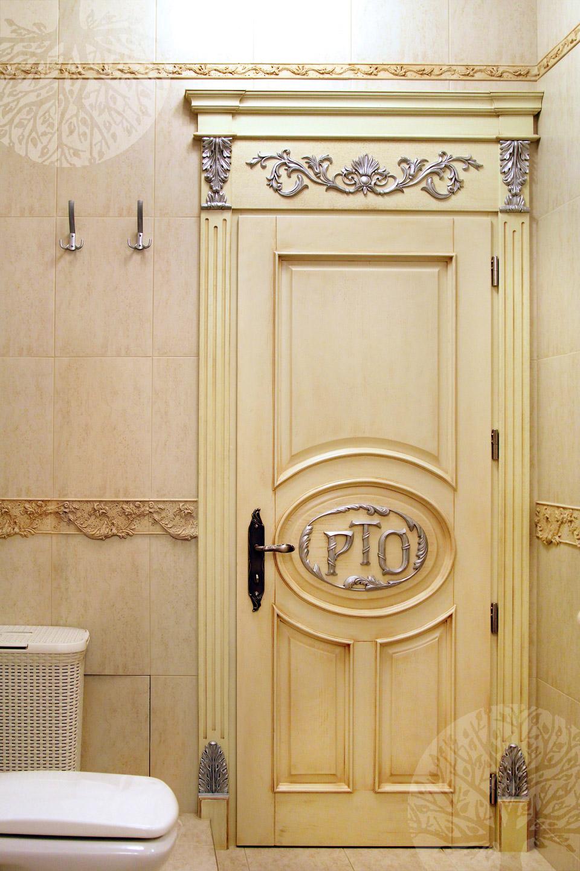 Межкомнатные двери из дуба: аристократическая прочность