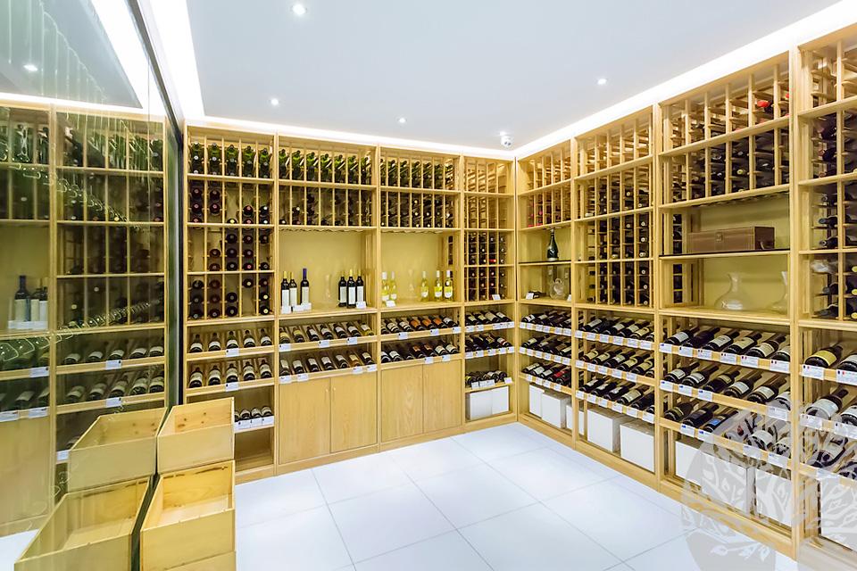 Изготавливаем только лучшие винные стеллажи