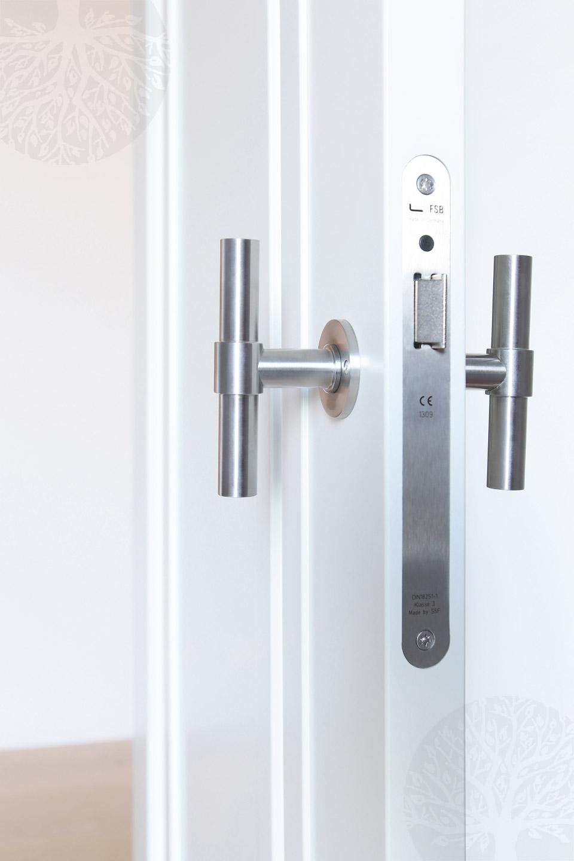 Импортный дверной магнитный замок