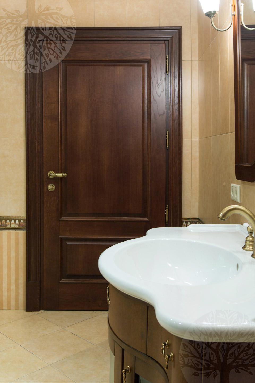 Элитные входные деревянные двери на заказ - цена