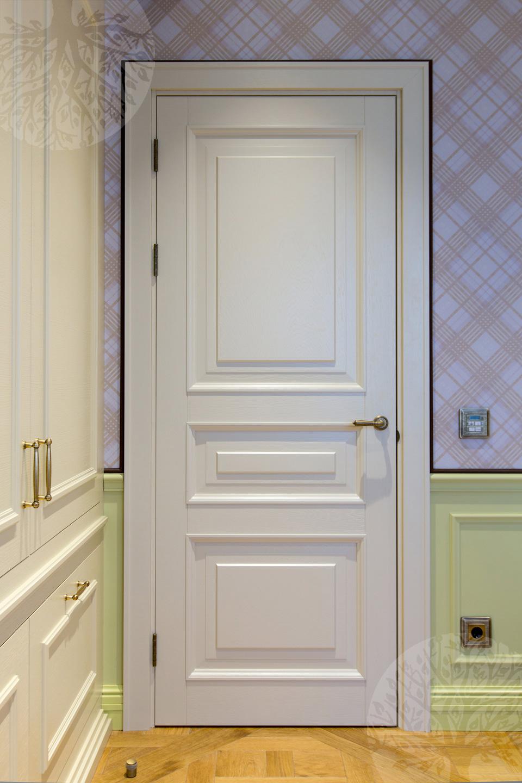 Высокое качество изготовления дверного полотна
