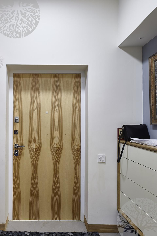 Облицовка дверей